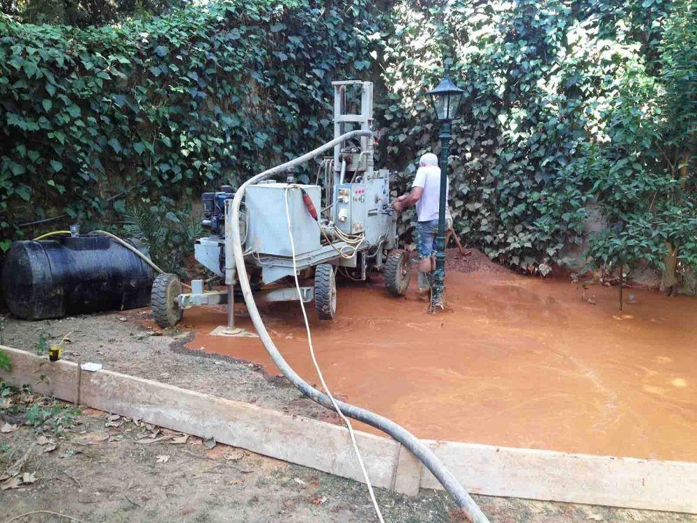 Γεώτρηση στην Νέα Ερυθραία