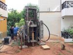 Γέρακας - Γεώτρηση νερού