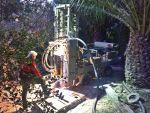 Καβούρι - Γεώτρηση νερού