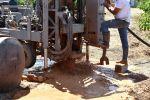 Βάρη - Γεώτρηση νερού