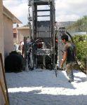Γεώτρηση βάθους 190μ.στην περιοχη Κορωπί Αττικης